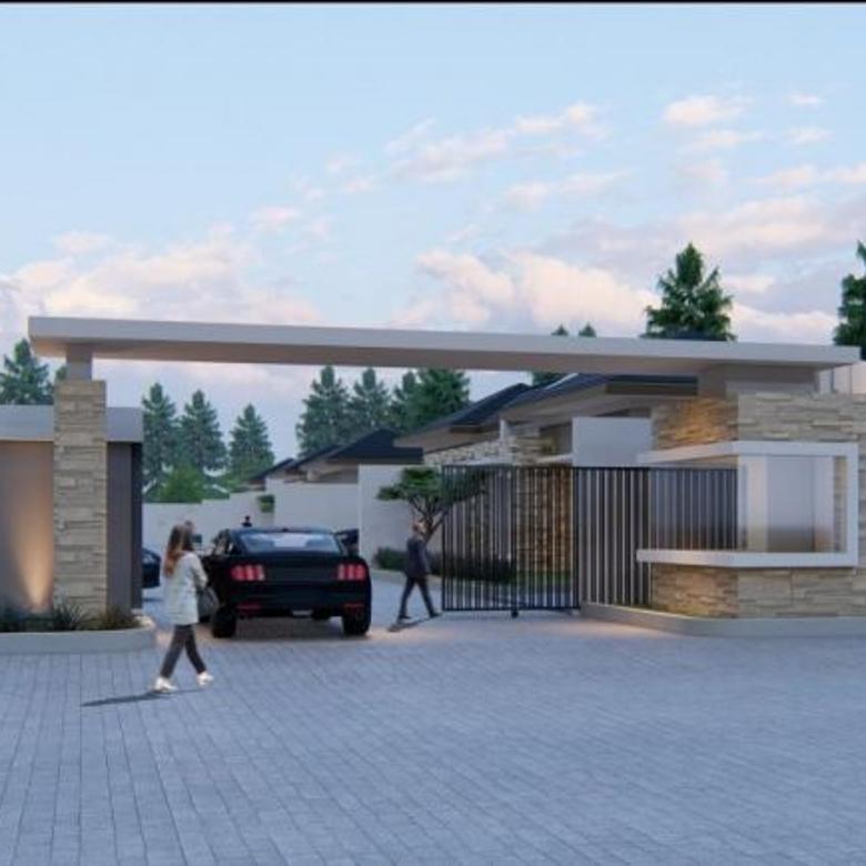 Investasi Rumah Taman Anggrek 4 Residence