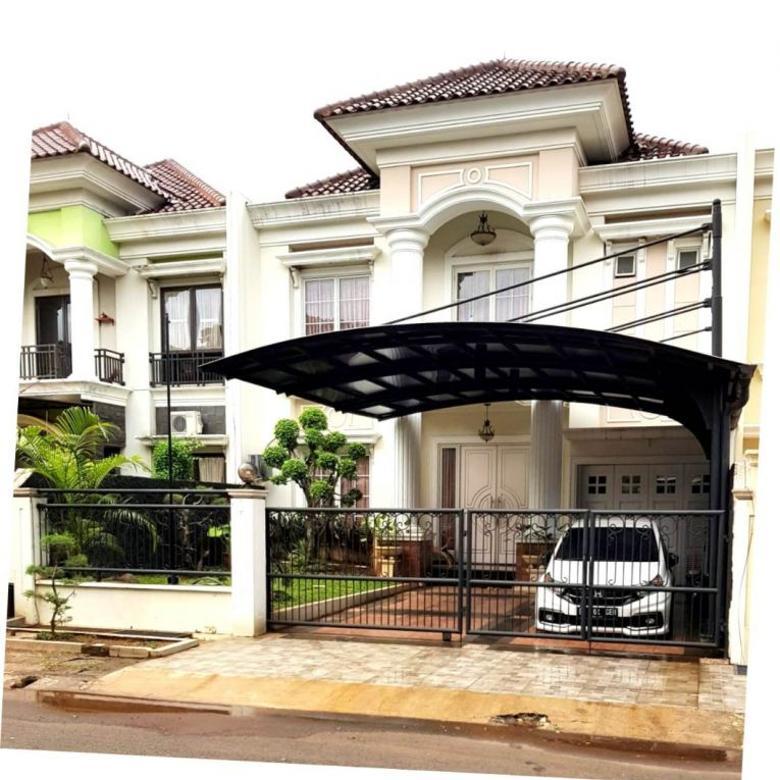 Rumah Mewah Jual The Royal Residence Pulo Gebang Jakarta Timur