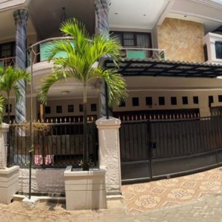 Rumah 2lt luas 15x18 270m type 4KT Taman Harapan Baru Bekasi
