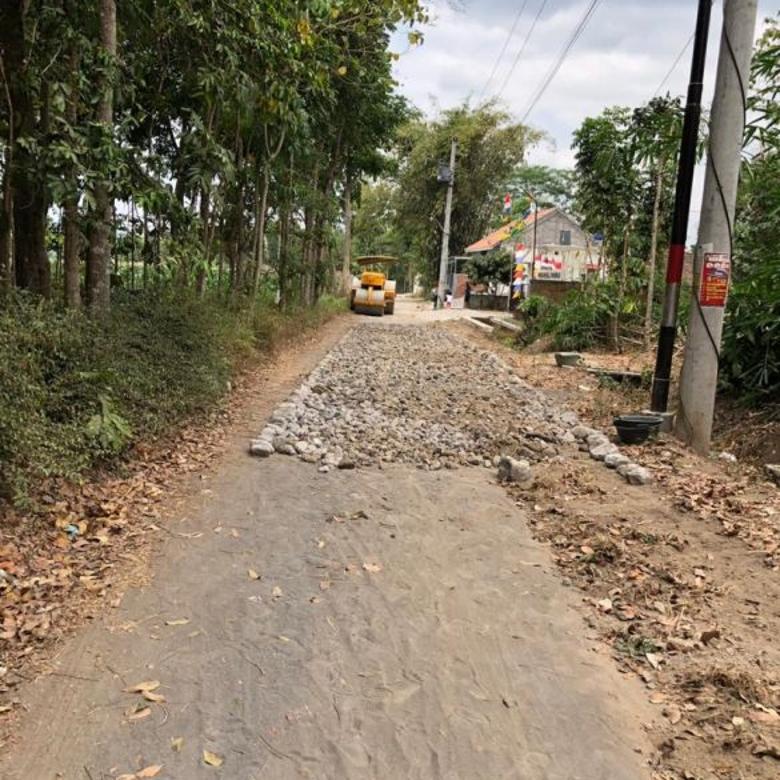 Tanah kavling murah 1 jutaan di Randusari Klaten