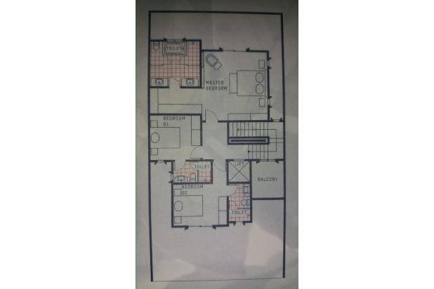 Rp9,81mily Rumah Dijual