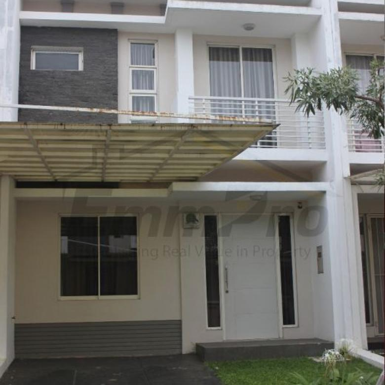 Cluster Amerika 6x15 Green Lake City, Semi Furnished Paling Murah