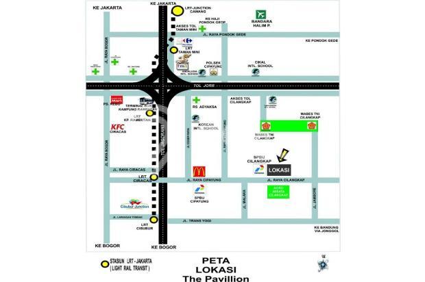 Ruko dizona Ungu di Cilangkap Cipayung Jakarta Timur 17700044