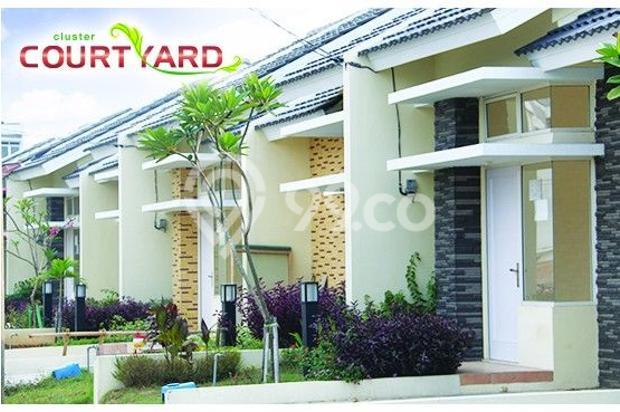 Desain Rumah Mewah Dengan Biaya Murah  dijual rumah mewah murah bebas biaya kpr di galuh mas karawang