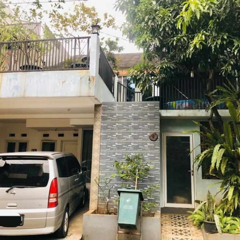 Rumah di Cinere, 2.5Lt, Prmhn Andara Village, Akses TOL Andara