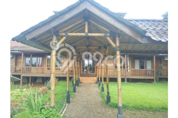 Vila dijual villa 2 7 ha di megamendung cocok utk hotel dan for Piani di bungalow di 1500 m
