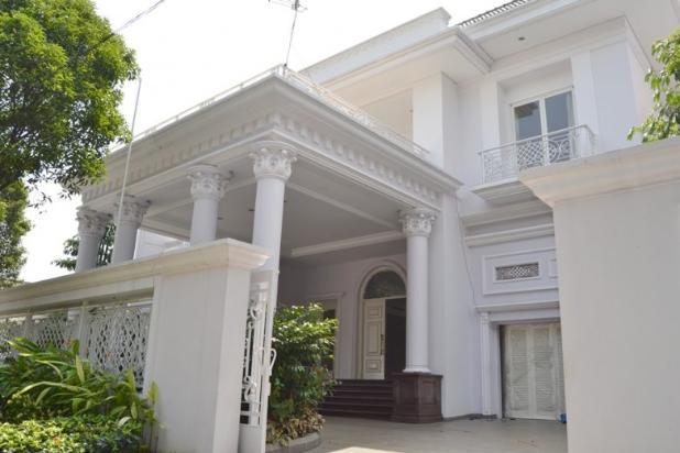 rumah klasik mewah desain rumah