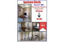 Apartemen Educity Murah Siap Huni
