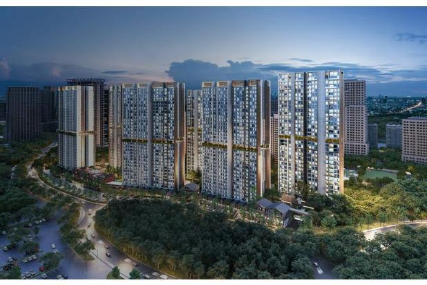 Rp2,96mily Apartemen Dijual