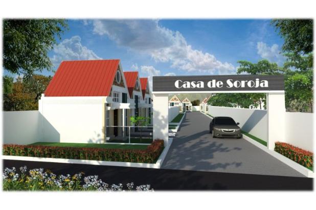 Rumah Tanpa Bunga di Soreang Dekat Tol Soroja dan Buahbatu Bandung Selatan 18085149