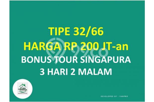 Rumah Tanpa Bunga di Soreang Dekat Tol Soroja dan Buahbatu Bandung Selatan 18097056