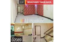 Ruko Jl. Boulevard Timur Raya Kelapa Gading, Jakarta Utara