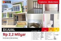 Rumah di Cluster Costa Rica