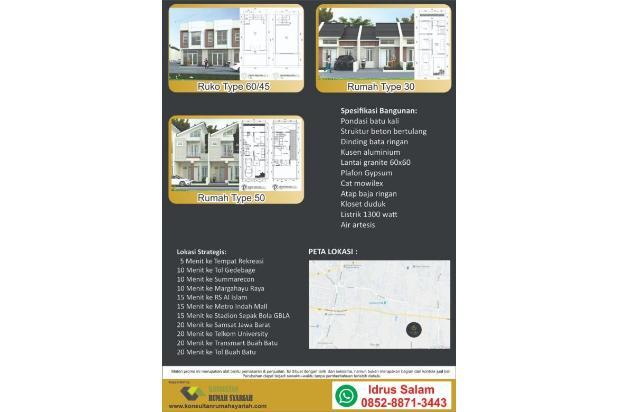 Rp324jt Rumah Dijual