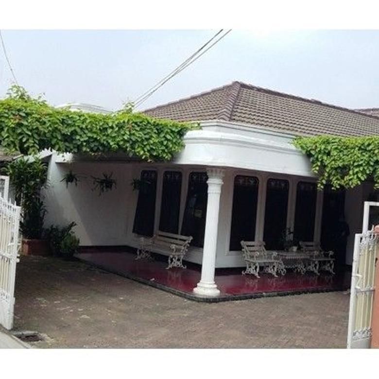 Rumah Nyaman (386 m2) di Pejaten Jakarta Selatan