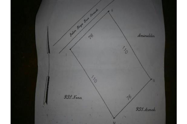 tanah dijalan as 1 jambi bulian 13245637
