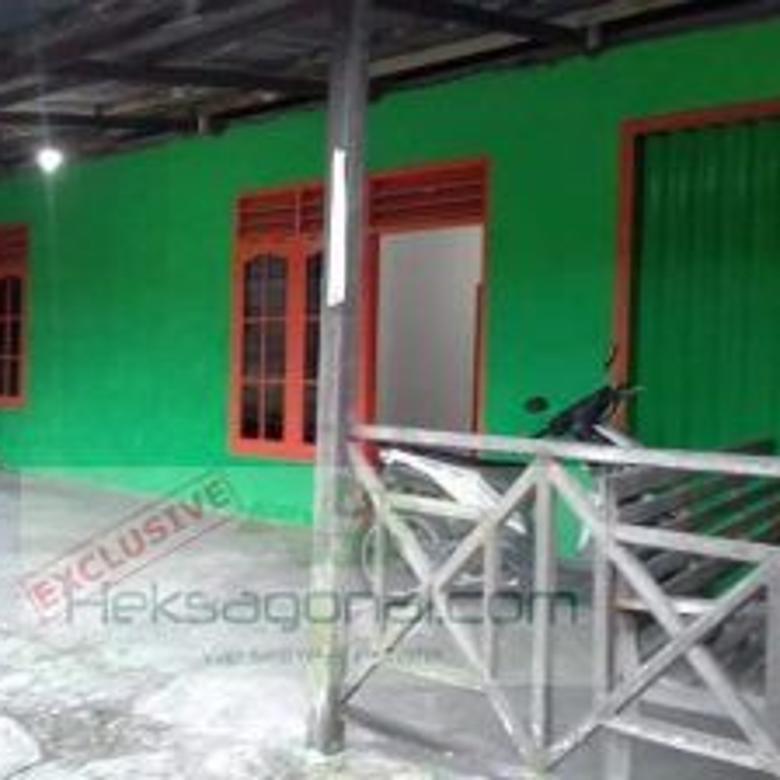 Dijual rumah di Perumahan KORPRI JL. Widya Praja hks10365
