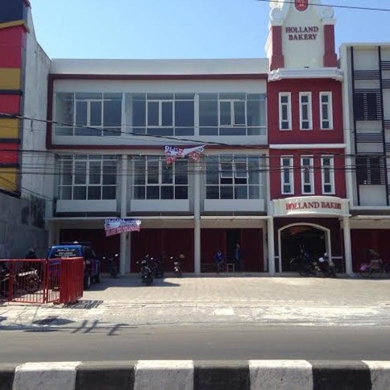 Dijual Ruko Baru Siap Pakai SHM Strategis di Kapas Krampung Surabaya