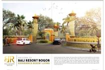 Jual Rumah Konsep bali di Bogor Bali Resort Bogor