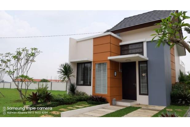 Rp332jt Rumah Dijual