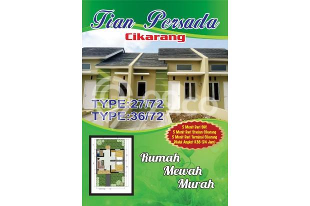 Unit Terbatas Kredit Rumah Mudah dan Murah|TPC0083 15422292