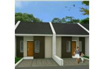 Dijual Rumah Murah di kota baru rp. 260jt Indent Cicilan 1jtan cluster
