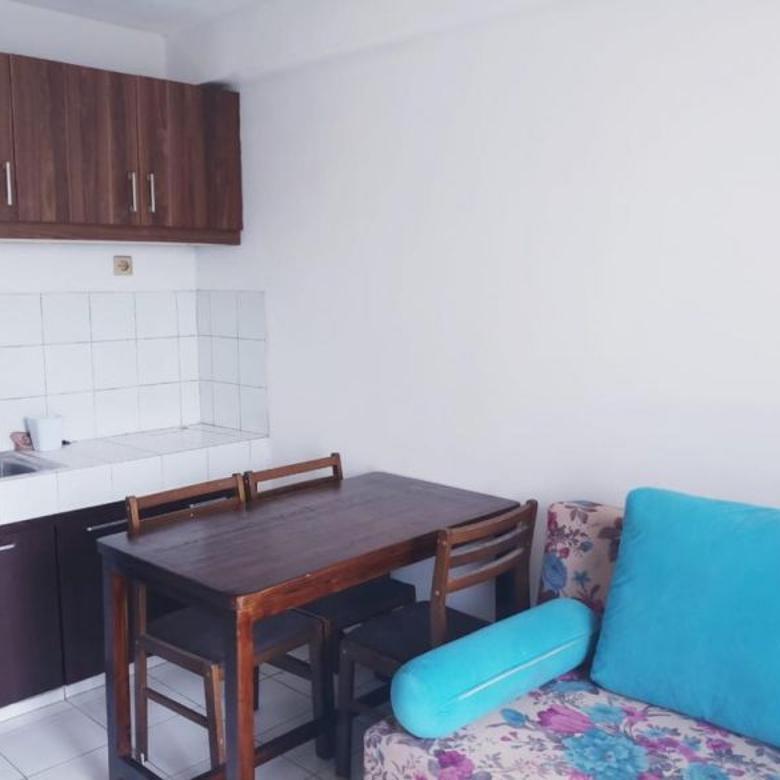 Dijual Apartement 2BR di Sentra Timur Residence