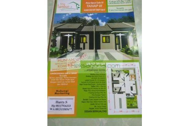 Rp800rb Rumah Dijual