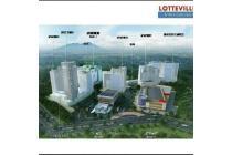 LotteVille City Apartemen @tangerang selatan