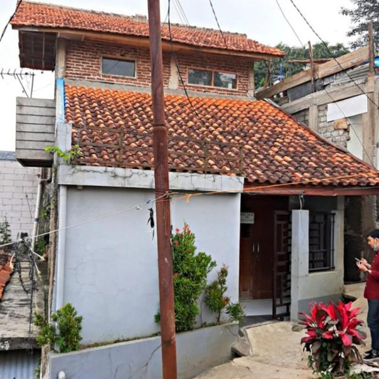 Rumah Bandung Kota Masuk Gang