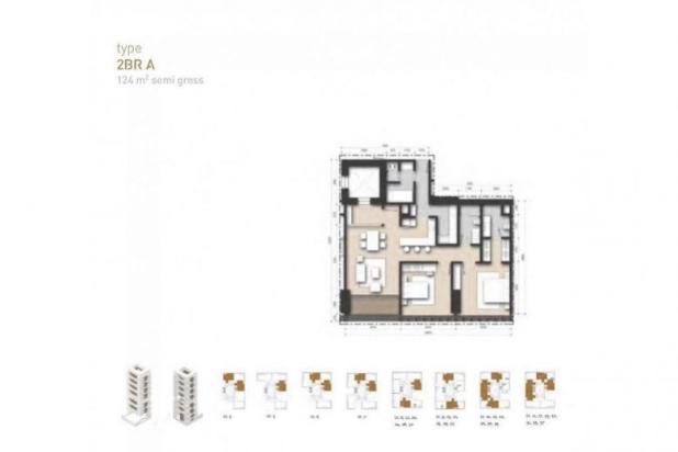 Rp3,92mily Apartemen Dijual