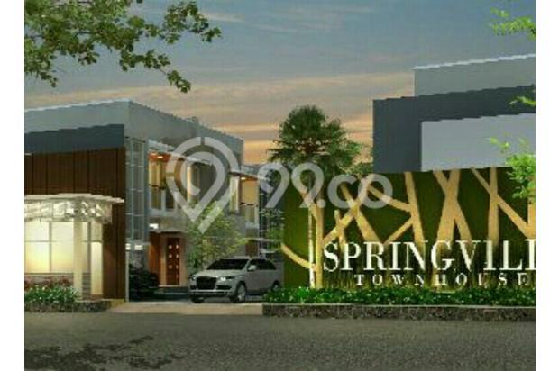 "Dipasarkan Hunian Cluster Eklusive "" Spring Ville Town House "" Klodran 17955761"