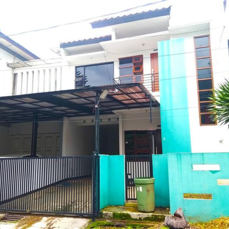 Rumah minimalis 2lt cluster buahbatu regency dekat tol bubat