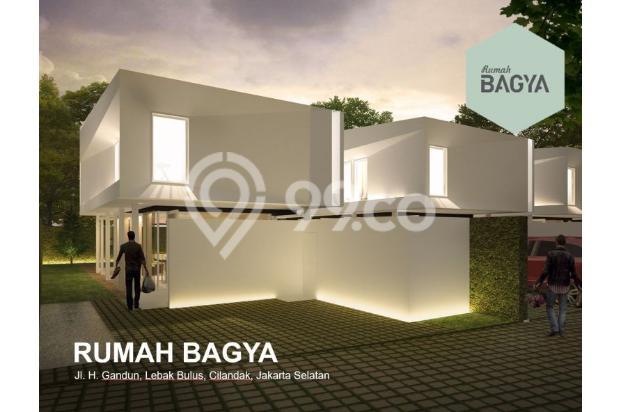 Rumah Bagya Ex. Townhouse Kuldesak, Lebak Bulus, Jakarta Selatan 19977253