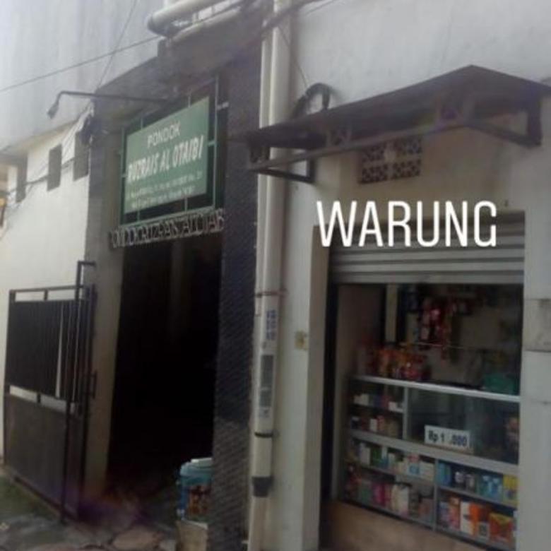 Rumah Kontrakan Full Terisi 30 Pintu 3 Petak Kelapa Dua RTM