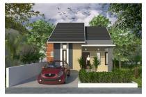 Rumah Cluster Harga Murah dekat taman di Antapani Bandung ... Super Murah