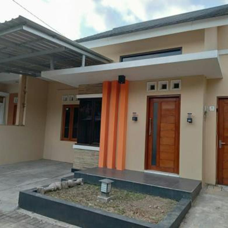 Rumah Cantik Murah Siap Huni di Banguntapan