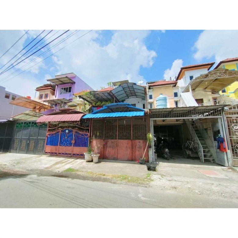 Ruko Jalan Elang (dekat Jalan Gatot Subroto) Medan