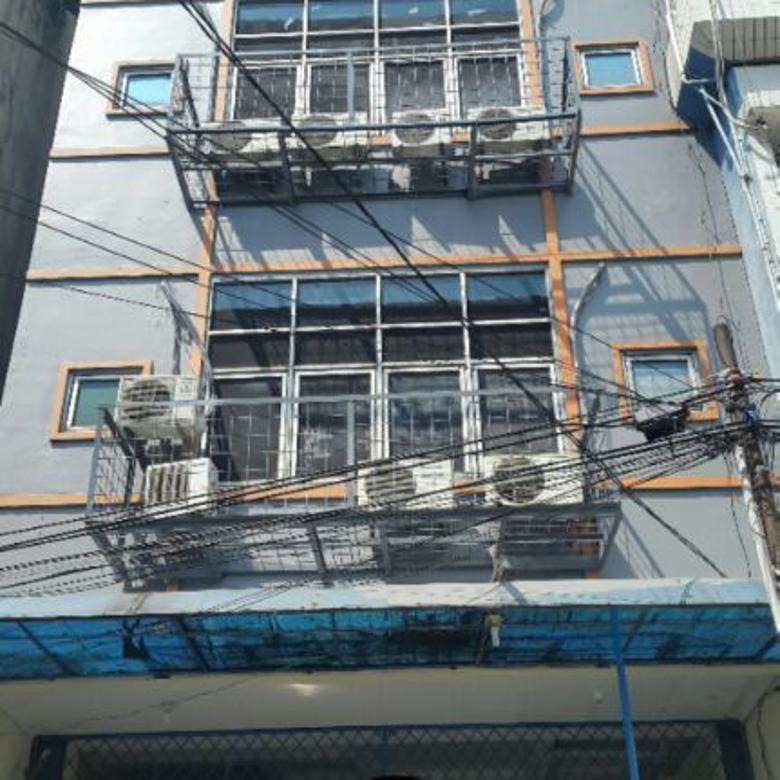 Kost kondisi bangunan bagus dan Strategis di Mangga Besar
