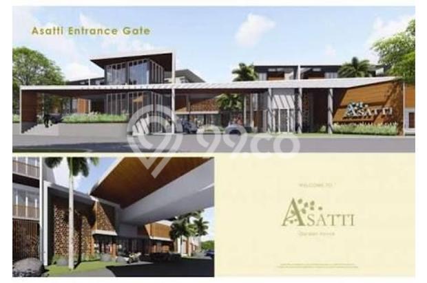 Dijual Apartemen 5 Lantai di Asatti Garden House At Vanya Park, BSD City 18803519