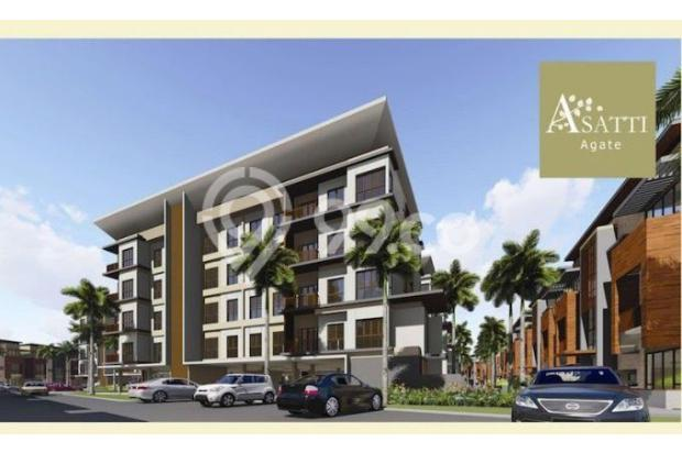 Dijual Apartemen 5 Lantai di Asatti Garden House At Vanya Park, BSD City 18803530
