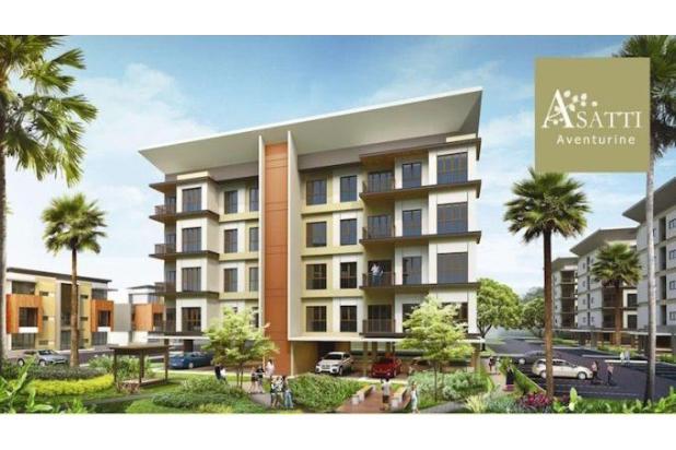 Dijual Apartemen 5 Lantai di Asatti Garden House At Vanya Park, BSD City 18803534