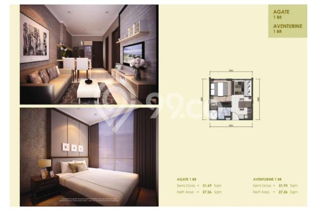 Dijual Apartemen 5 Lantai di Asatti Garden House At Vanya Park, BSD City 18803548