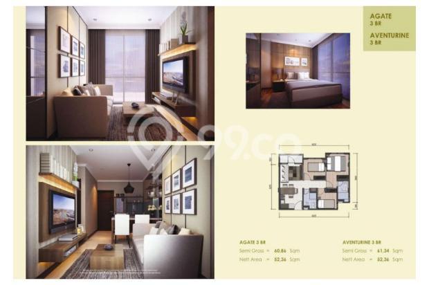 Dijual Apartemen 5 Lantai di Asatti Garden House At Vanya Park, BSD City 18803550