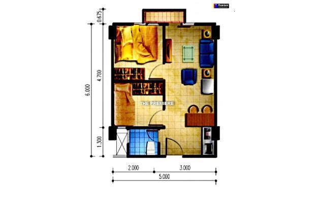 Dijual Apartemen Sunter Park View 2BR Dijual Murah 22344764