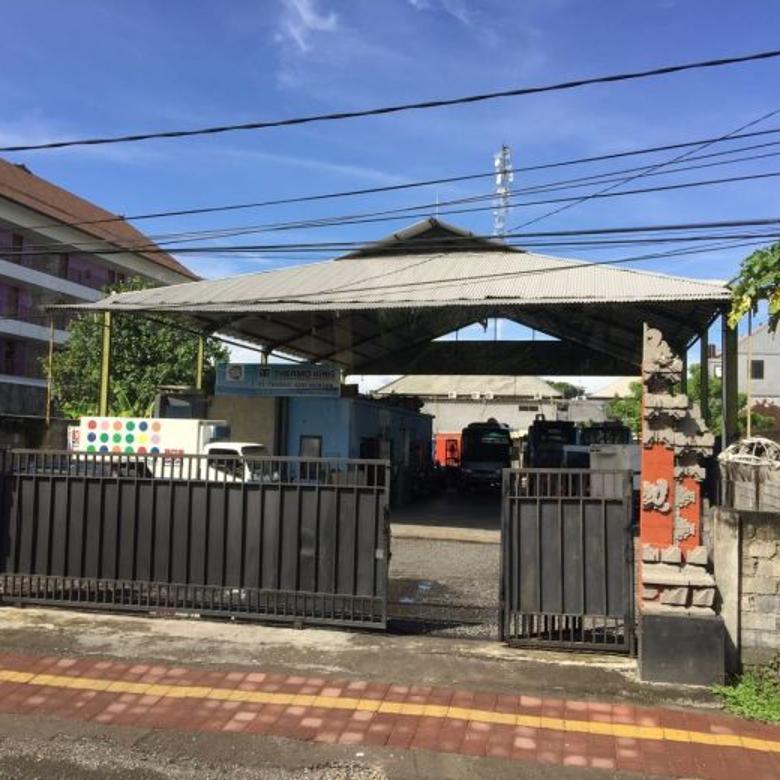 Tanah + Gudang Dijual di Sunset Road, Kuta, Bali
