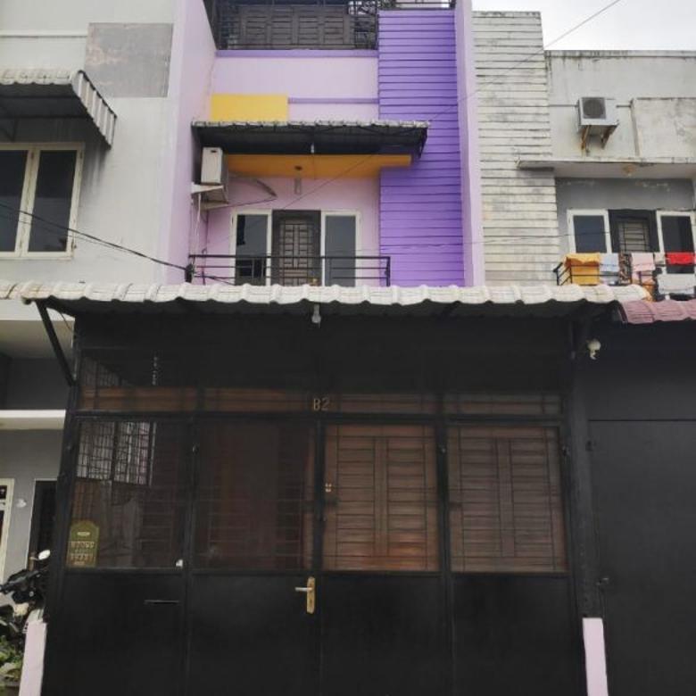 Rumah di Komplek Pelita 2 Residence