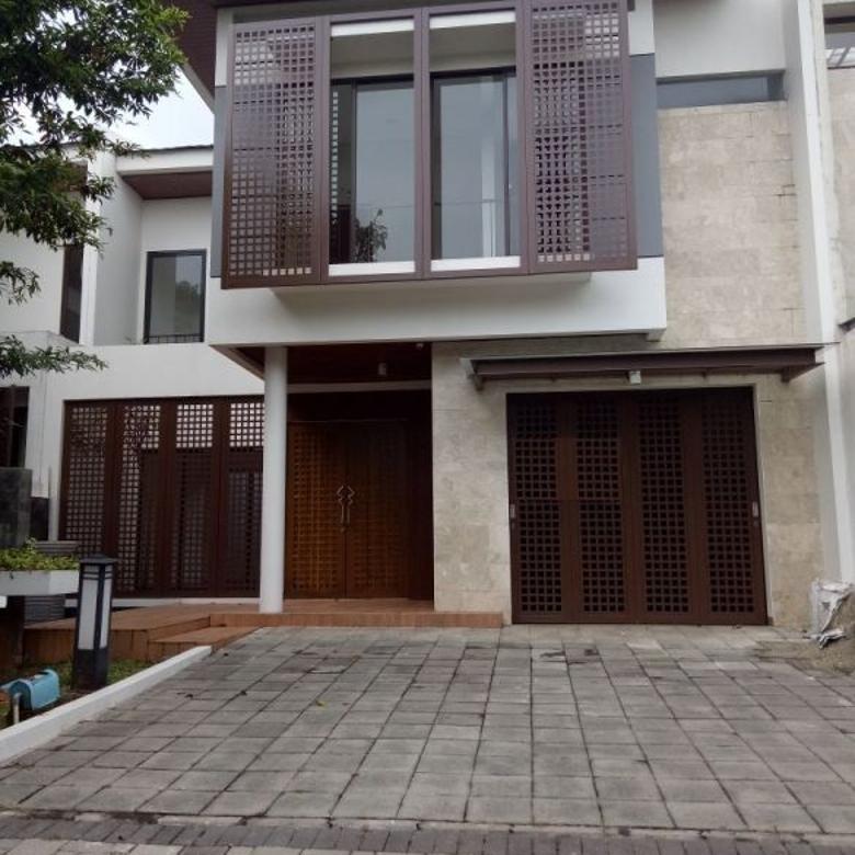 Rumah Mewah 2 Lantai luas Cantik Cluster De Naara BSD