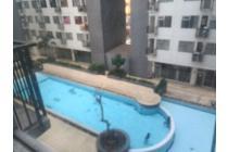 Stock Baru, Jual 2BR The Jarrdin Bandung, View Pool, Termurah, dkt ITB,Dago