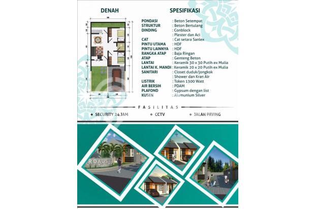 Rumah Minimalis Murah di Cimahi, Rumah Sistem One Gateway 14419393